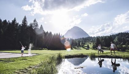 Golf Alpin + Wellness (3,5 oder 7 Nächte)