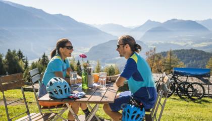 Genuss auf die leichte Tour: mit dem E-bike/E-MTB