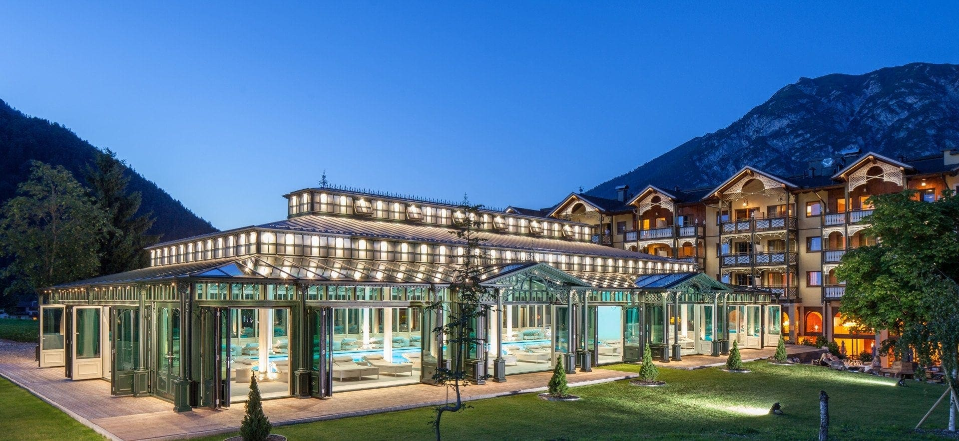 Beste Wellneb Hotels