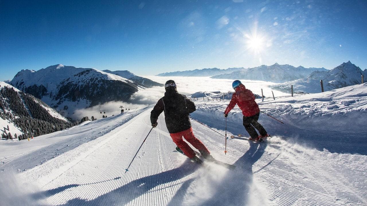 gaspingerhof ski zillertal winter