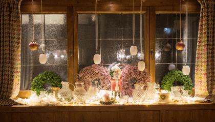 Romantische Vorweihnachtszeit