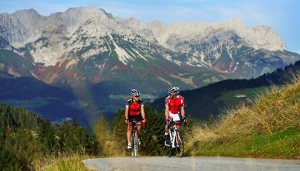 Sportlich und Schön – mit dem Rad zur Tat