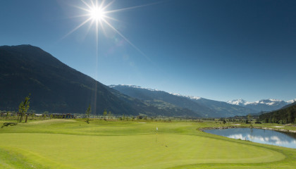 Golf & Spa im Zillertal
