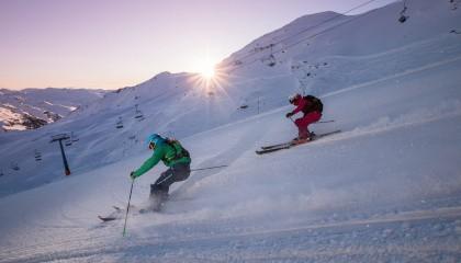 Ski-Advent in der Zillertal Arena 7=6