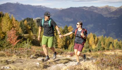 Hiking Days im Zillertal