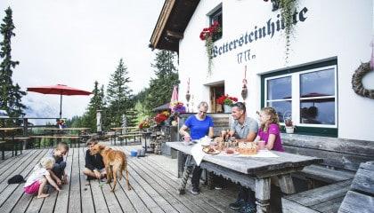Berg-Erlebniswochen für Groß & Klein